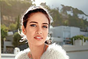 Зимняя мода: надеваем белое и пушистое