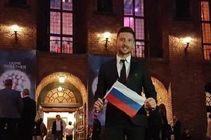 Сергей Лазарев заявил о себе на Евровидении