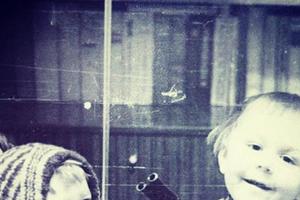 Сергей Шнуров насмешил всех своим детским фото