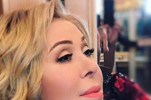63-летняя Любовь Успенская поразила поклонников откровенным фото