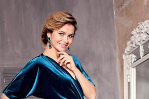 Главный модный тренд: с чем сочетать бархатную одежду