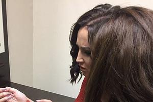 Ольга Бузова порезала вену браслетом Cartier