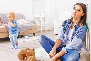 Мама устала от ребенка: как вернуть силы