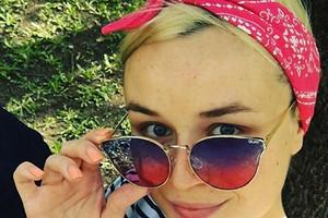 Полина Гагарина призналась, что заставило ее скрывать беременность
