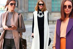 Вопрос стилисту: с чем носить удлиненный жилет?