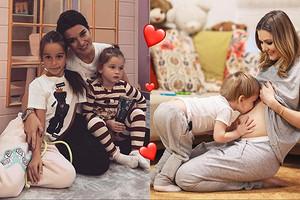 Любовь Толкалина, певица Валерия и другие звезды отметили День матери в Instagram