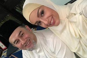 «Мисс Москва» Оксана Воеводина вышла замуж за короля Малайзии