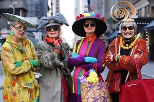Стоит подписаться: Instagram-блог знаменитого нью-йоркского фотографа о модницах 60+