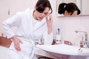 Токсикоз при беременности: личный опыт