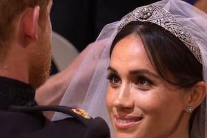 Свершилось: Меган Маркл стала женой принца Гарри!