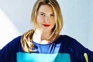 Как в действительности выглядит плюс-сайз модель Катя Жаркова в бикини