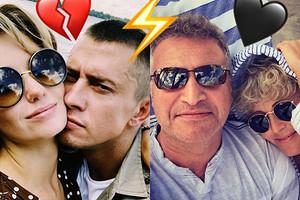 9 мужей, которые изменяли своим звездным женам