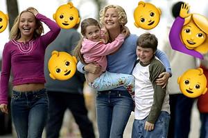 7 признаков, по которым можно понять, что у мамы больше одного ребенка
