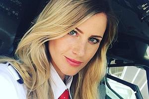Из парикмахера в пилоты: шведская девушка покорила Instagram своей историей