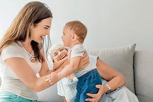 Ребенок начинает говорить – на что маме обратить внимание?