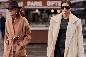 С чем носить бежевое пальто: 35 классных образов, которые захочется повторить