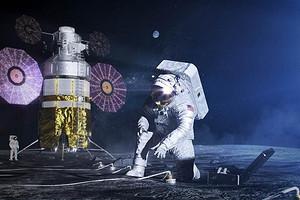НАСА показал новый скафандр для первой женщины на Луне