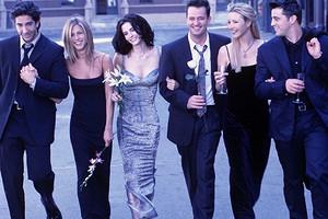 Дженнифер Энистон собрала всех «Друзей» для своего первого поста вInstagram