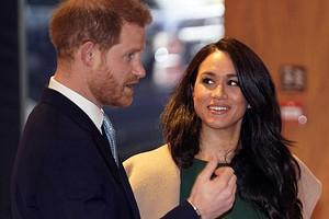 Принц Гарри расплакался, говоря о сыне и жене на благотворительном вечере
