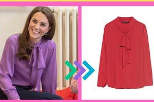 5 любимых вещей Кейт Миддлтон: что купить, чтобы повторить стиль герцогини