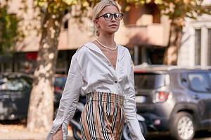 Стильные женские блузки 2020: самые трендовые модели и 47 образов для вдохновения