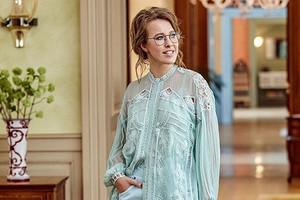 Ксения Собчак высмеяла Харламова из-за откровенных сцен Асмус