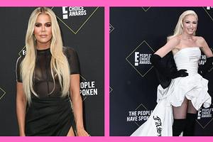 Худшие наряды звезд на премии Peoples Choice Awards 2019