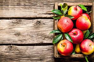 Только не в корзине: как правильно хранить яблоки в домашних условиях