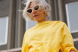 5 модных блогеров элегантного возраста в Instagram