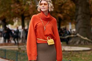 22 модные и теплые трикотажные юбки для осенне-зимнего сезона 2019/2020