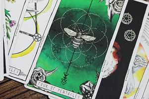 Твой таро-гороскоп с 4 по 10 ноября