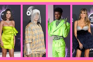 Лучшие и худшие наряды звезд на American Music Awards 2019