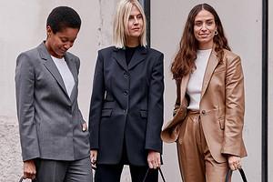 Брючные костюмы 2020 года: главные модные тенденции и 45 примеров на фото