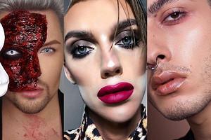 4 мужчины бьюти-блогера, которые красятся не хуже девушек (креативнее уж точно)