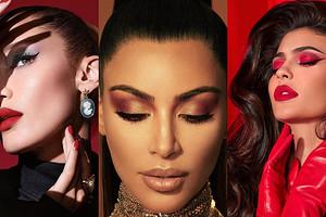 30 идей новогоднего макияжа 2020: как у Кардашьян, Дженнер и сестер Хадид