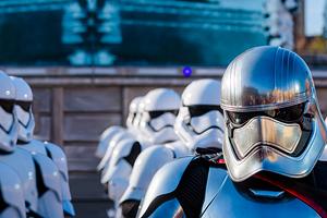 Для всех фанатов «Звездных войн»: в Disneyland Париж пройдет сезон легендарной Вселенной