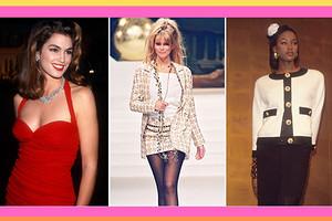 Кто ты из супермоделей 90-х? Пройди тест и узнай