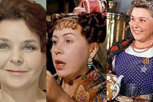 Советские актрисы, которым слегка за 90 и они все еще востребованы
