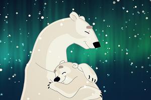 Сказка под Новый год: «Союзмультфильм» выпустил продолжение о любимом медвежонке по имени Умка