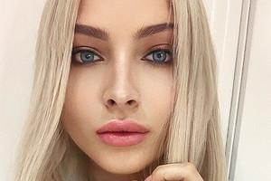 Алена Шишкова сменила имидж (она опять блондинка)