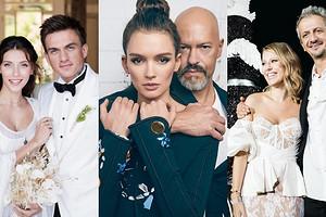 6 звездных пар, которые поженились в 2019 году