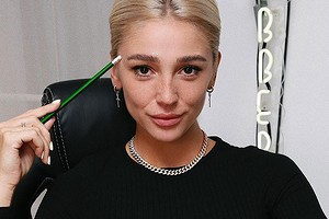 Настя Ивлеева задала Дмитрию Медведеву вопрос о закрытии YouTube (видео)