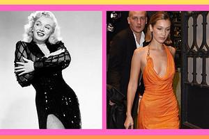 4 образа знаменитостей, которые можно повторить на Новый год