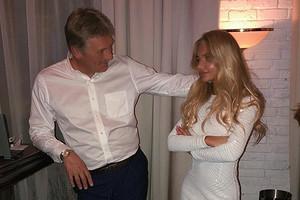 Лиза Пескова рассказала, чем ей помогает должность папы