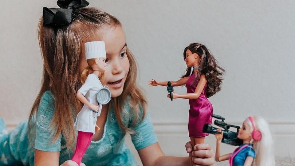 Как заменить волосы кукле Барби: пошаговая инструкция