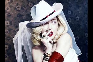 Мадонна зажгла в платьях Ульяны Сергеенко в своем новом видео