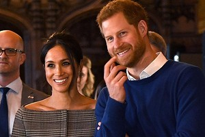 Меган Маркл и Принц Гарри покинули Кенсингтонский дворец