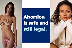 Как Селена Гомес, Рианна, Милла Йовович и другие звезды протестуют против запрета абортов