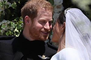 Актриса из фильма о Меган Маркл раскрыла тактику герцогини по приручению принца Гарри
