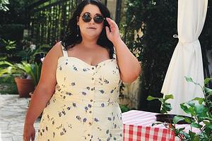 9 самых красивых летних платьев для девушек plus size